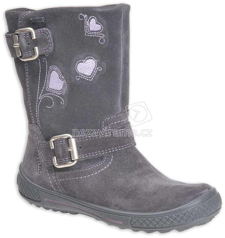 Dětské zimní boty Superfit 7-00107-06 c62f746659