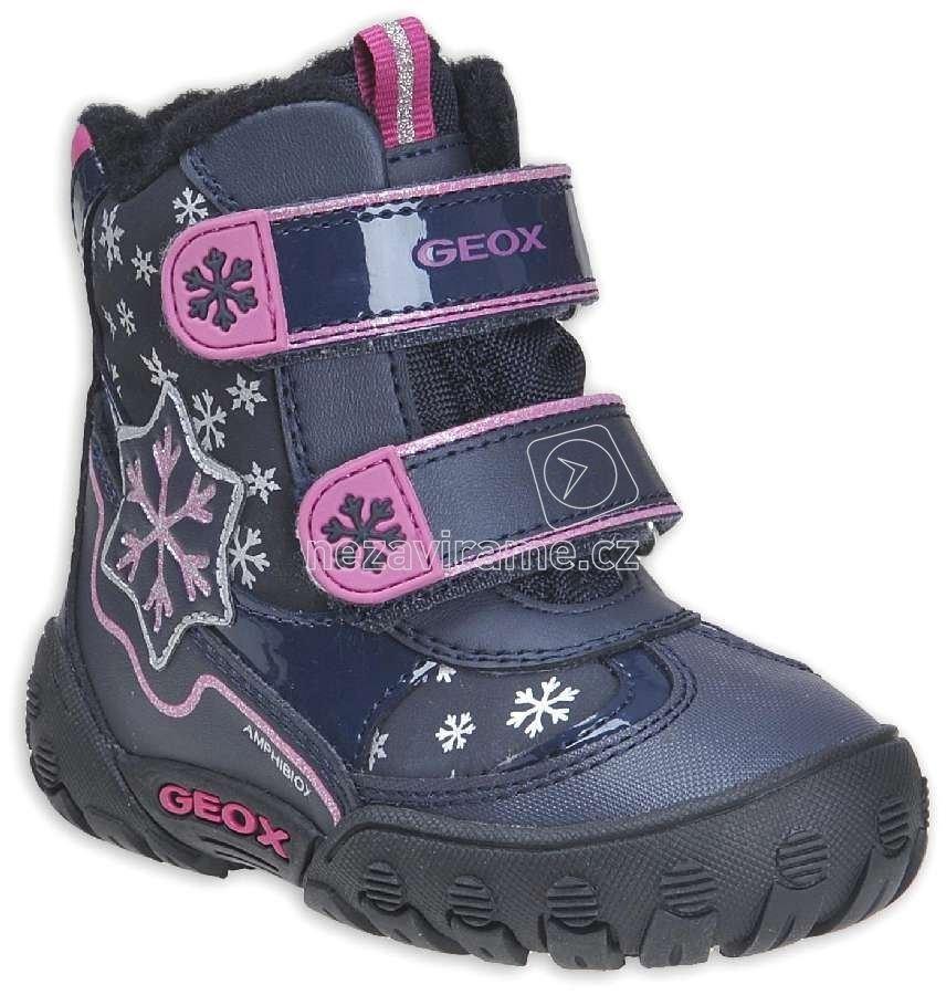 51097550cb1 Dětské zimní boty Geox B6404C 05054 C4002