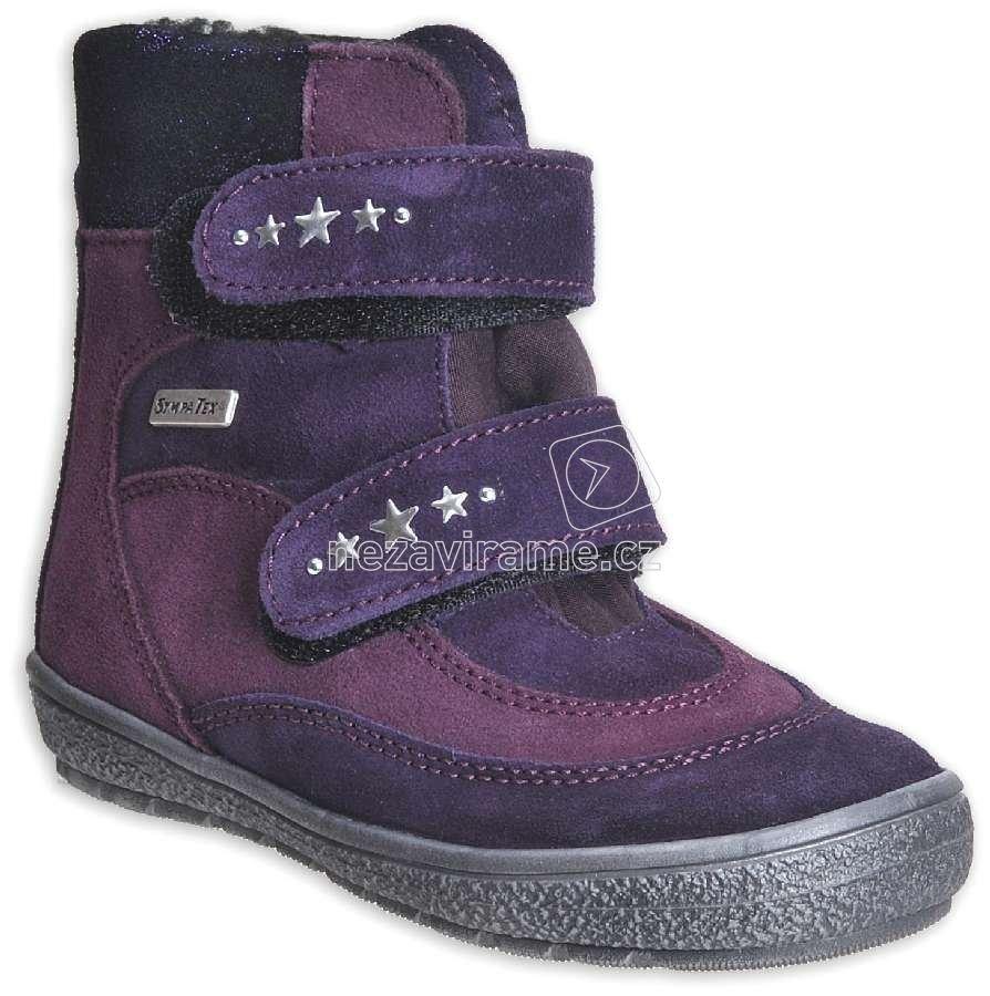 Detské zimné topánky Richter 1537.833.7503