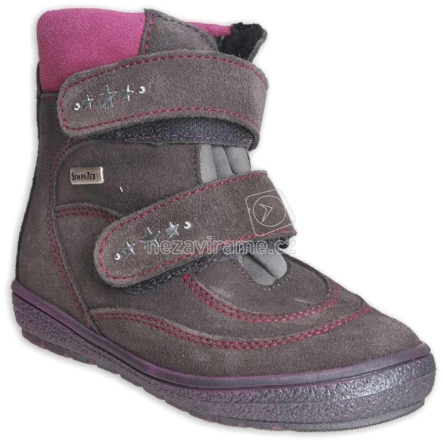 Detské zimné topánky Richter 1537.831.6611