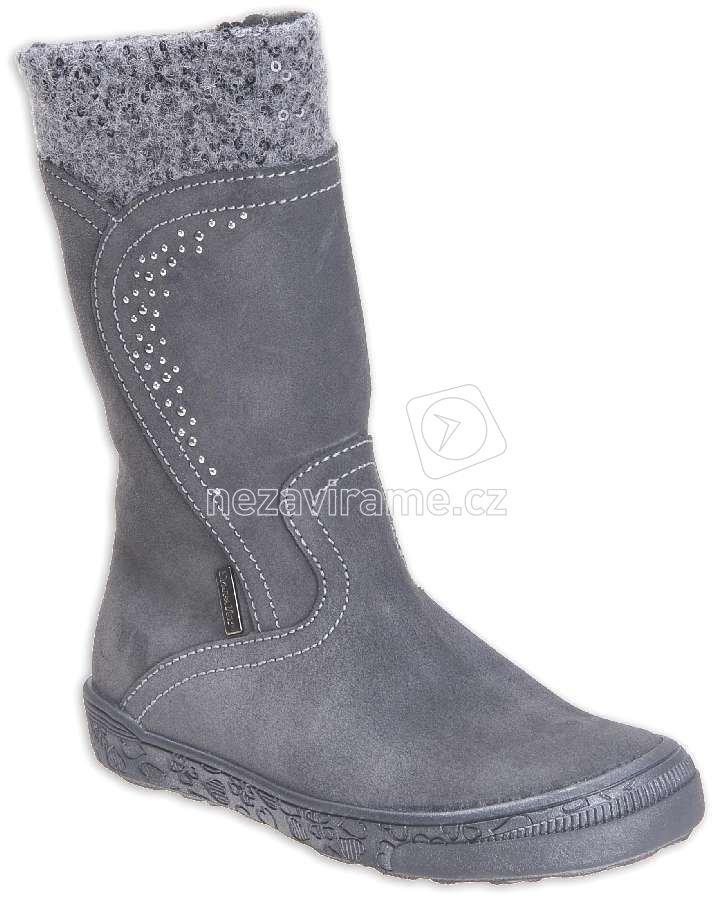 Detské zimné topánky Richter 4154.831.6500
