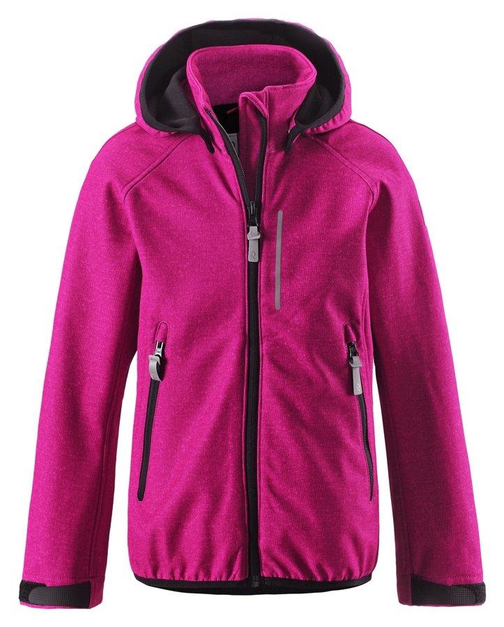 Dětská bunda Reima 531240 Kaareva pink