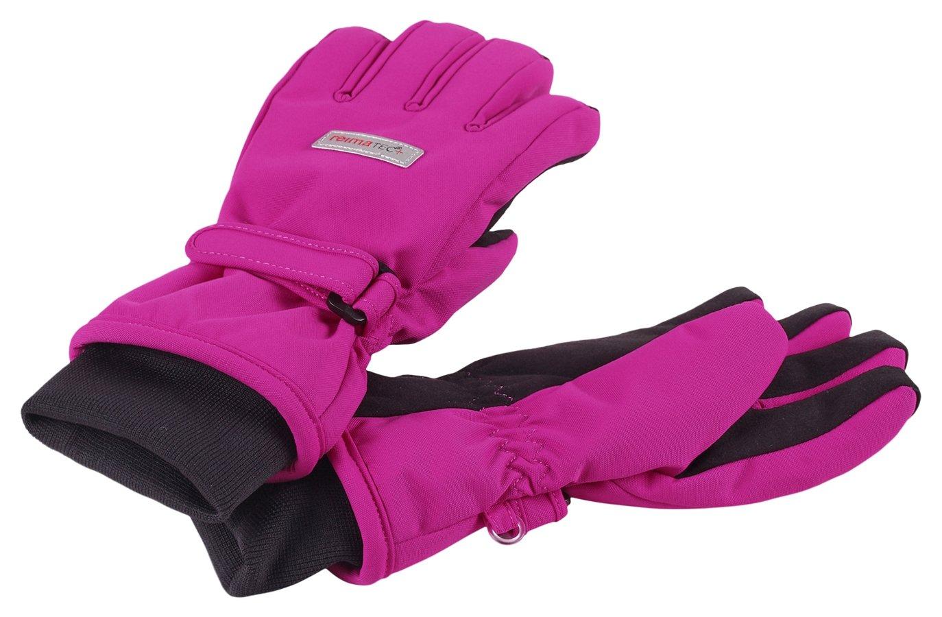 Detské rukavice Reima 527251 Tartu pink