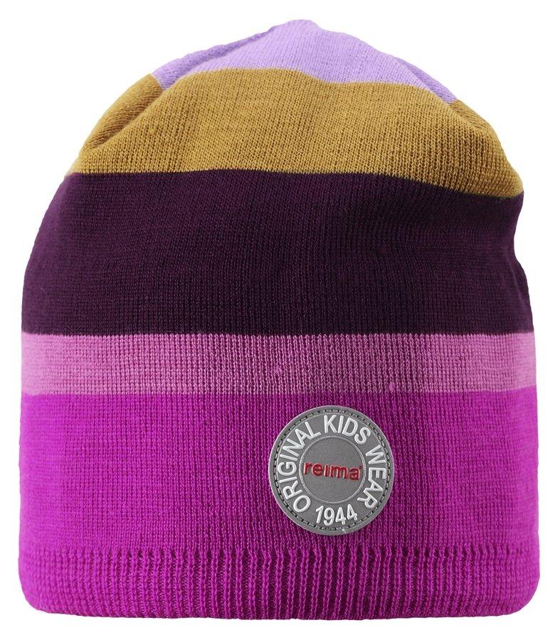 Dětská zimní čepice Reima 528483 Nebula pink