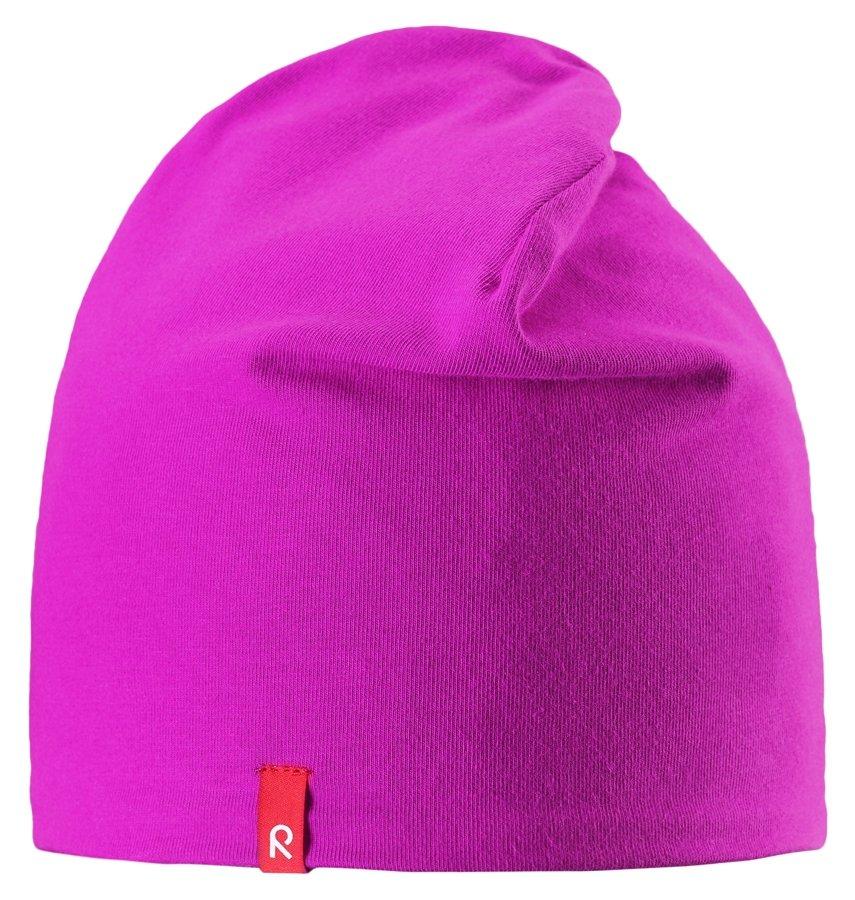 Dětská čepice Reima 528485 Trappa pink