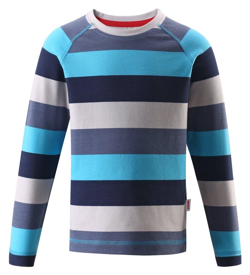 Funkční tričko Reima 526233 Tiptoe blue