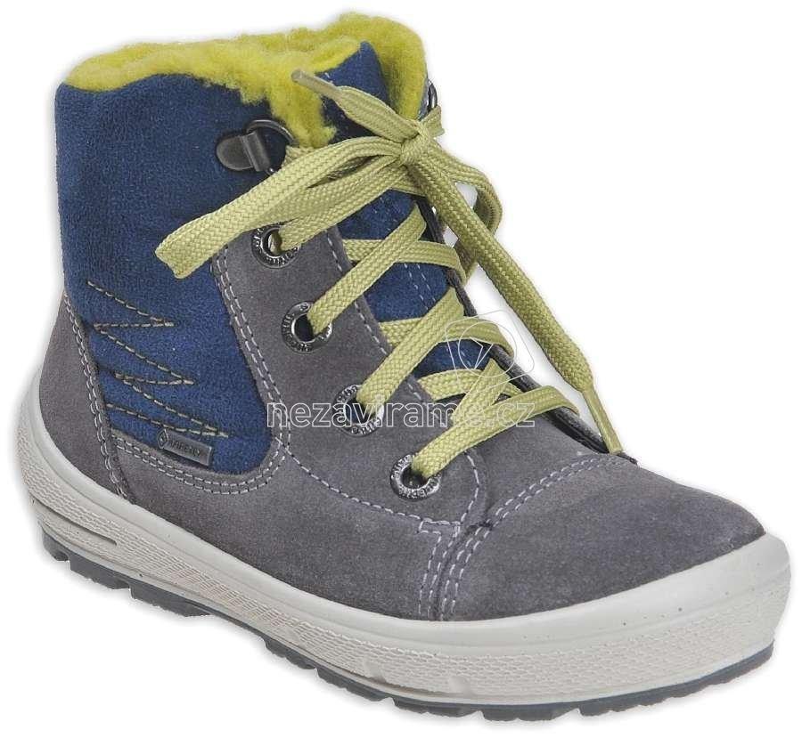Dětské zimní boty Superfit 7-00310-07 57307545cc