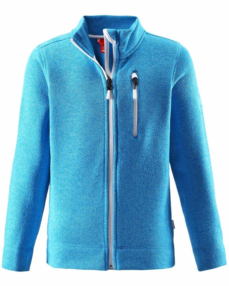 Dětská mikina Reima 536096 Lichen blue