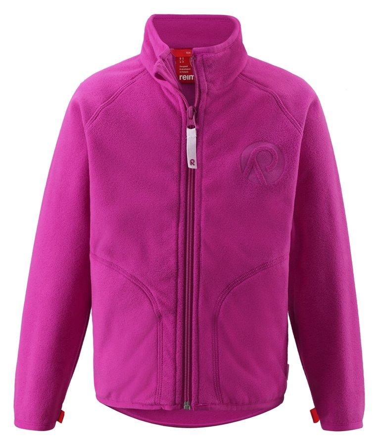 Dětská mikina Reima 526235 Inrun pink