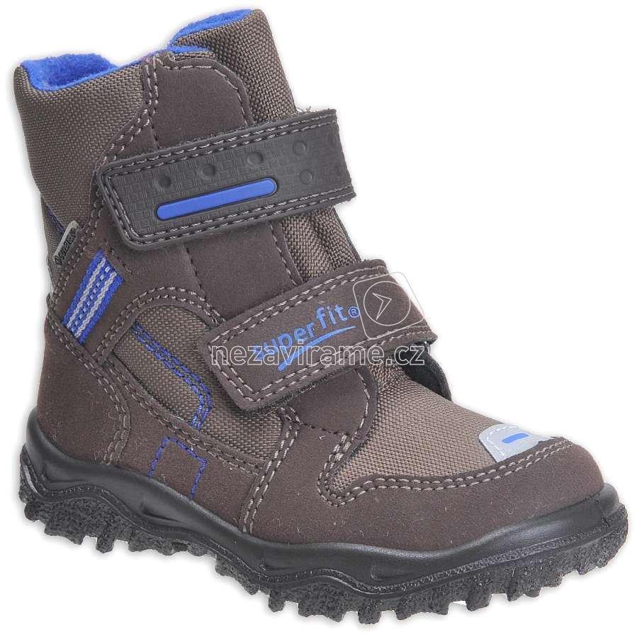 Dětské zimní boty Superfit 7-00044-11 6f806869ea
