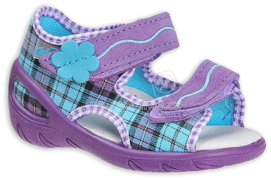 495724946cd Domácí obuv Befado 065 P 061