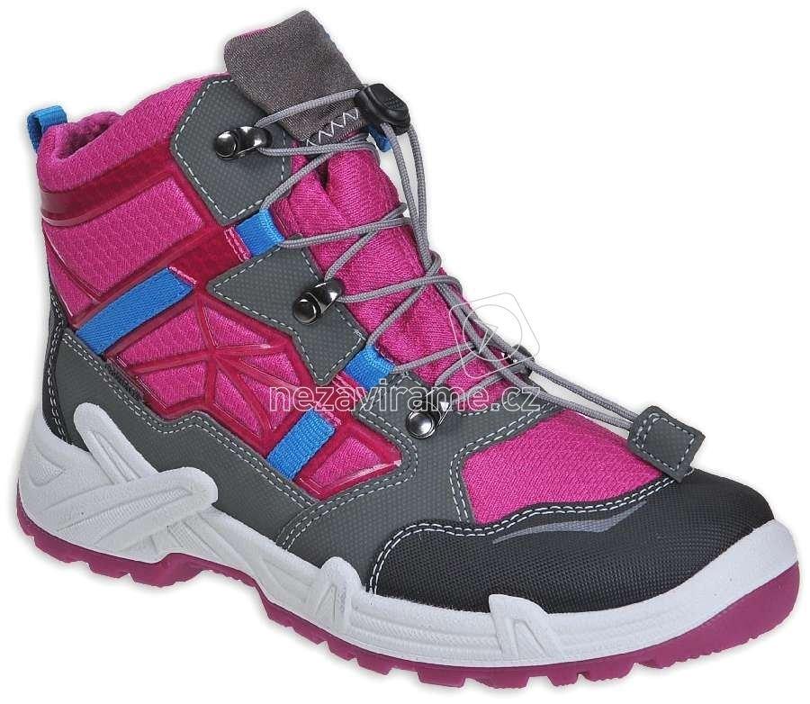 Detské zimné topánky Superfit 7-00401-74