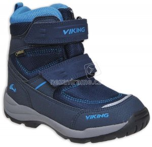 Téli gyerekcipő Viking 3-85340-5
