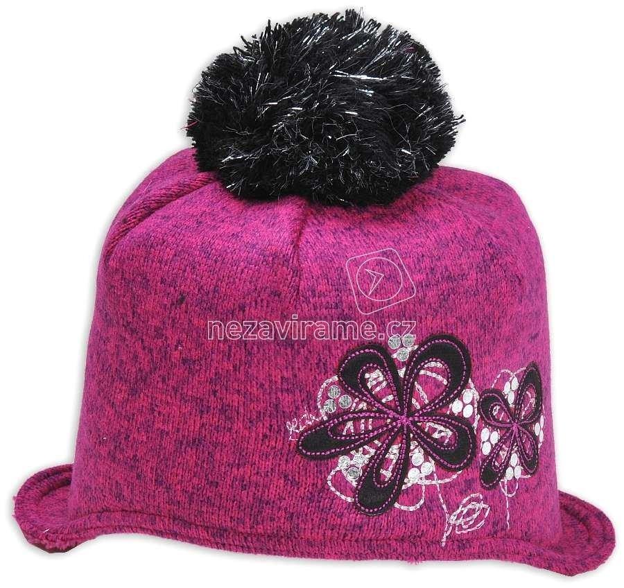 Dětská zimní čepice Radetex 3391-6