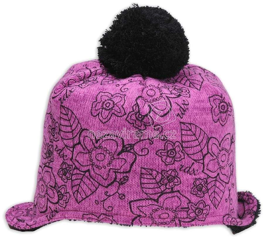 Dětská zimní čepice Radetex 3455-2