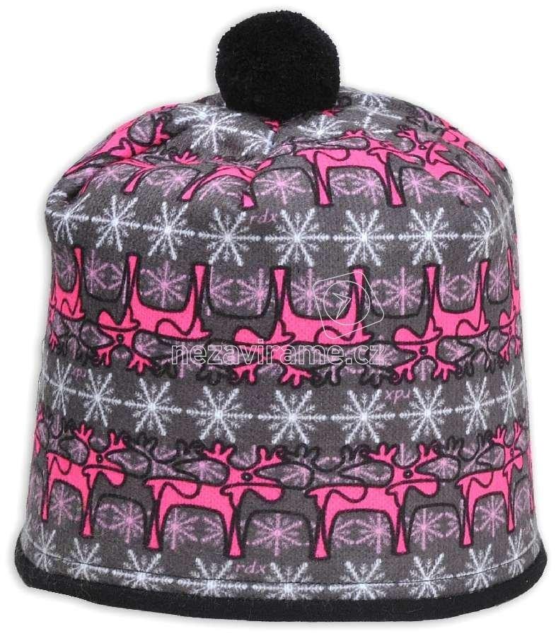 Dětská zimní čepice Radetex 3549-1