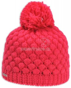 Detská čapica Hannah Kisses red