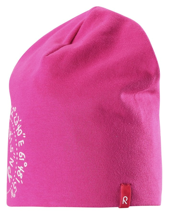 Detská čapica Reima 528484 Tauot pink