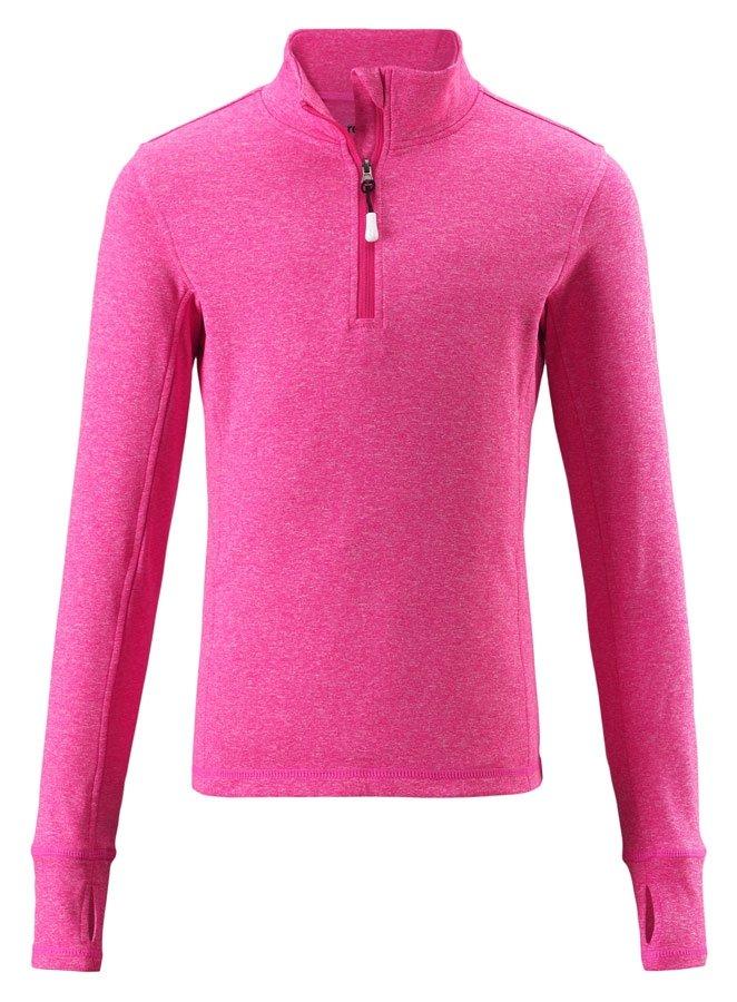 Dětská mikina Reima Still 536090 pink