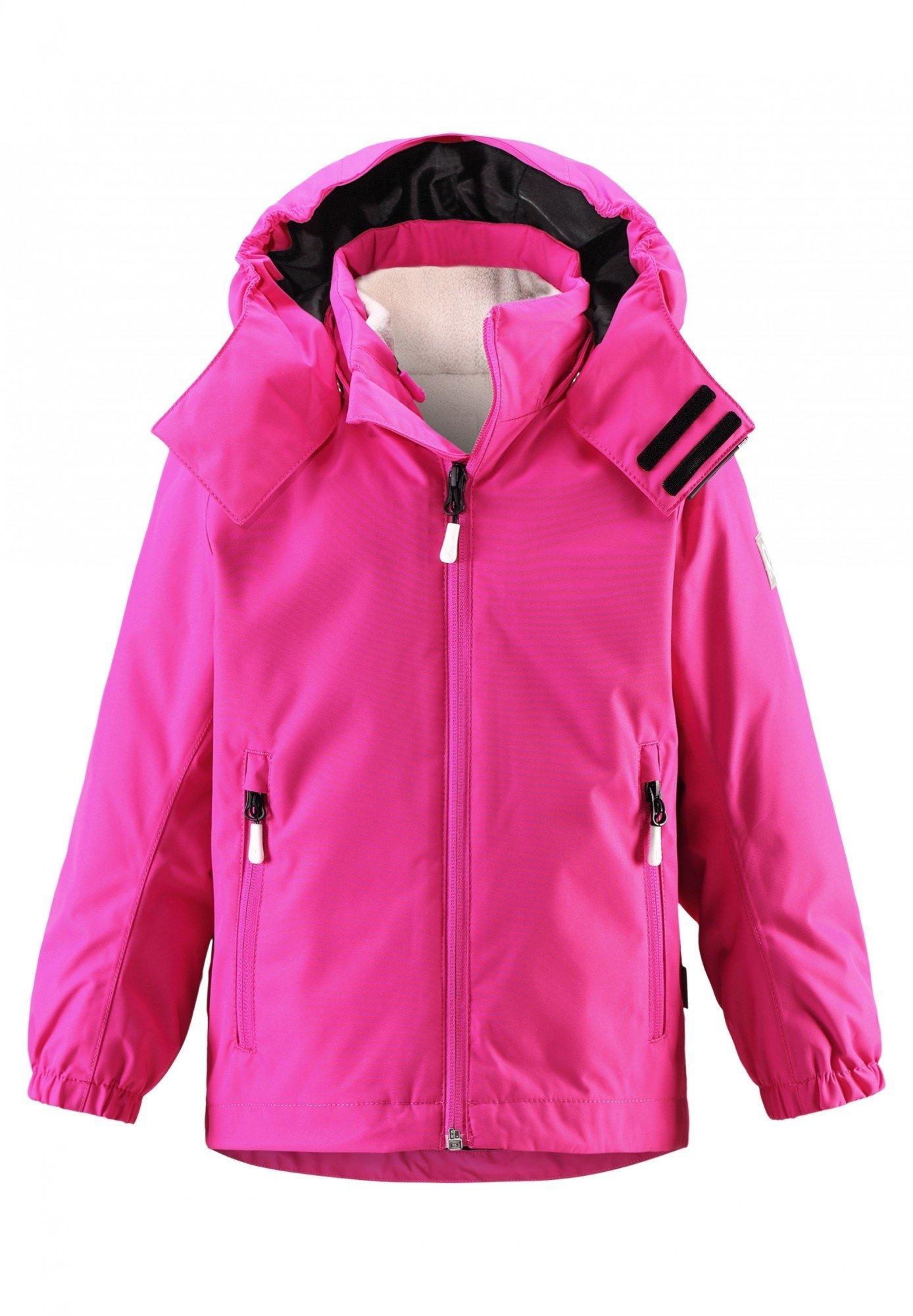 Dětská bunda Reima 521458 Roundtrip pink