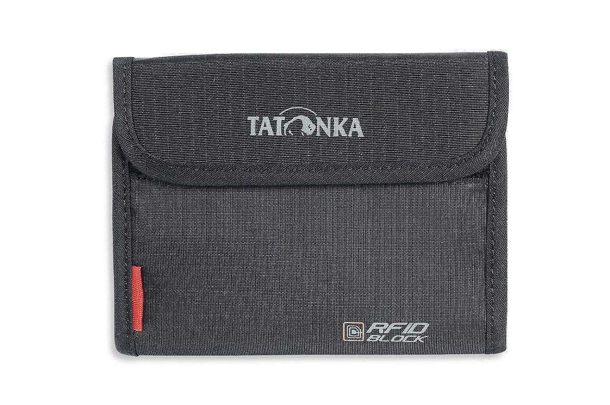 Tatonka Euro Wallet RFID B (black)