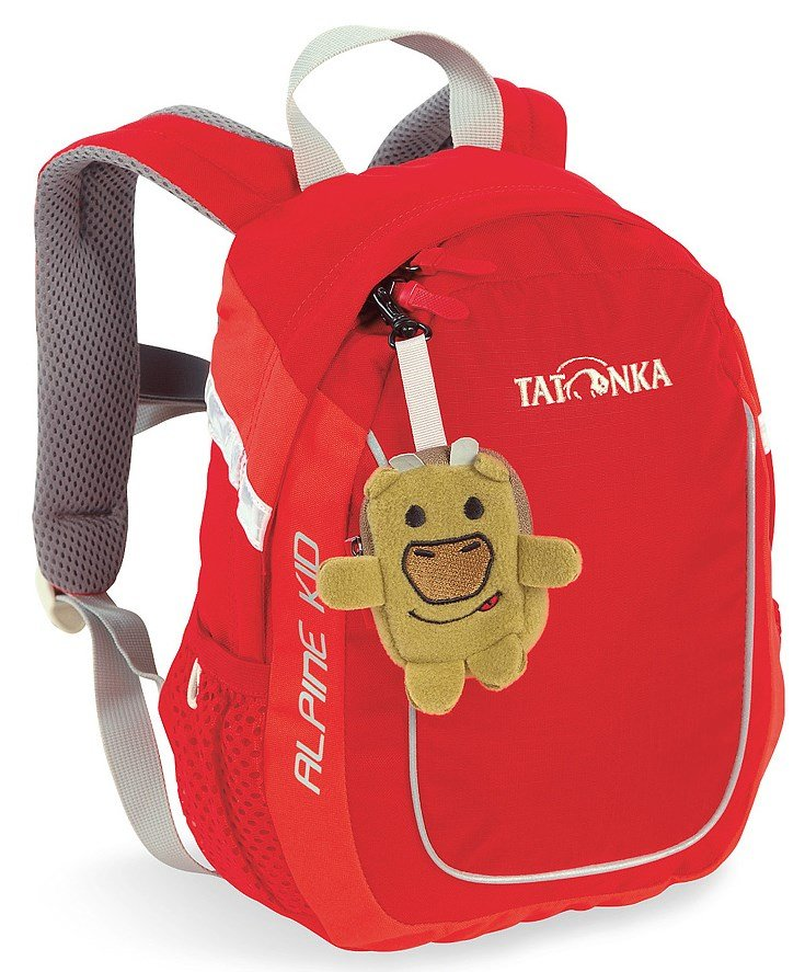Tatonka Alpine Kid (red)